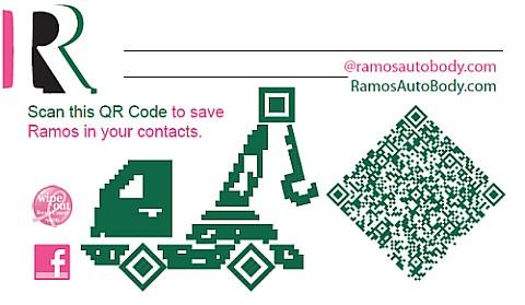 Ramos QR code